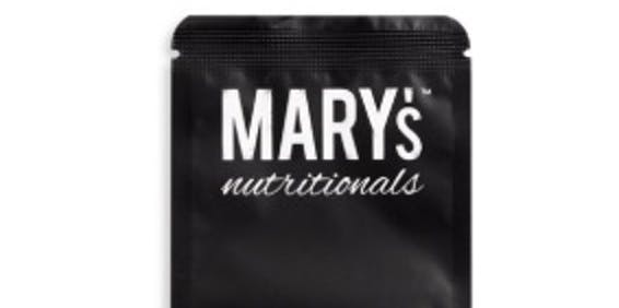 Mary's Nutritionals Elite Transdermal Patch