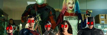 Suicide Squad Justice League