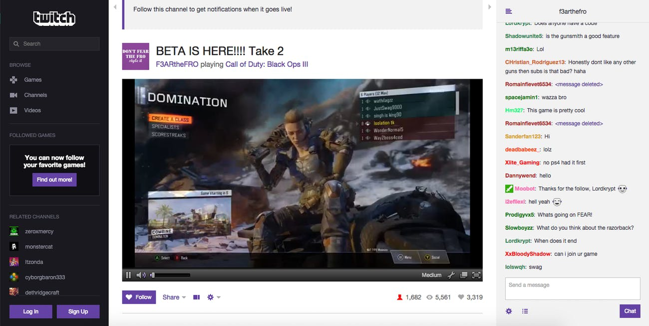 YouTube Gaming's Clean Look Edges Over Twitch | Inverse