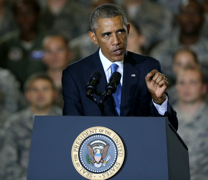 President Obama has again called on Congress to close the detention facilities at Guantanamo Bay.