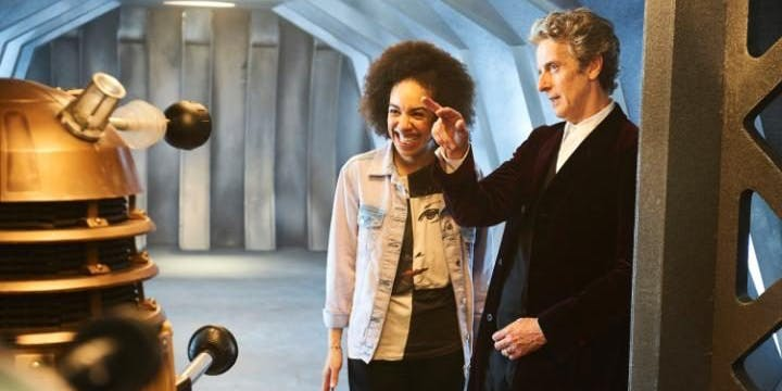 Who Is Pearl Mackie, Doctor Who's Mysterious New Companion?