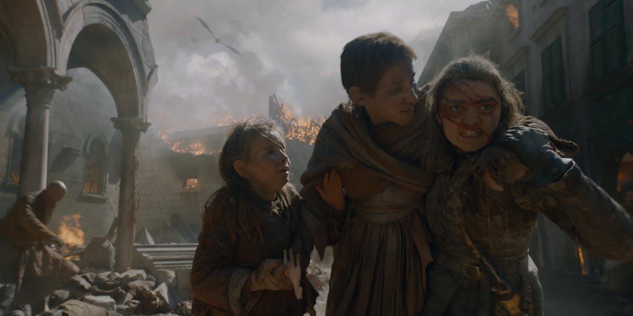 Arya Stark Game of Thrones Season 8