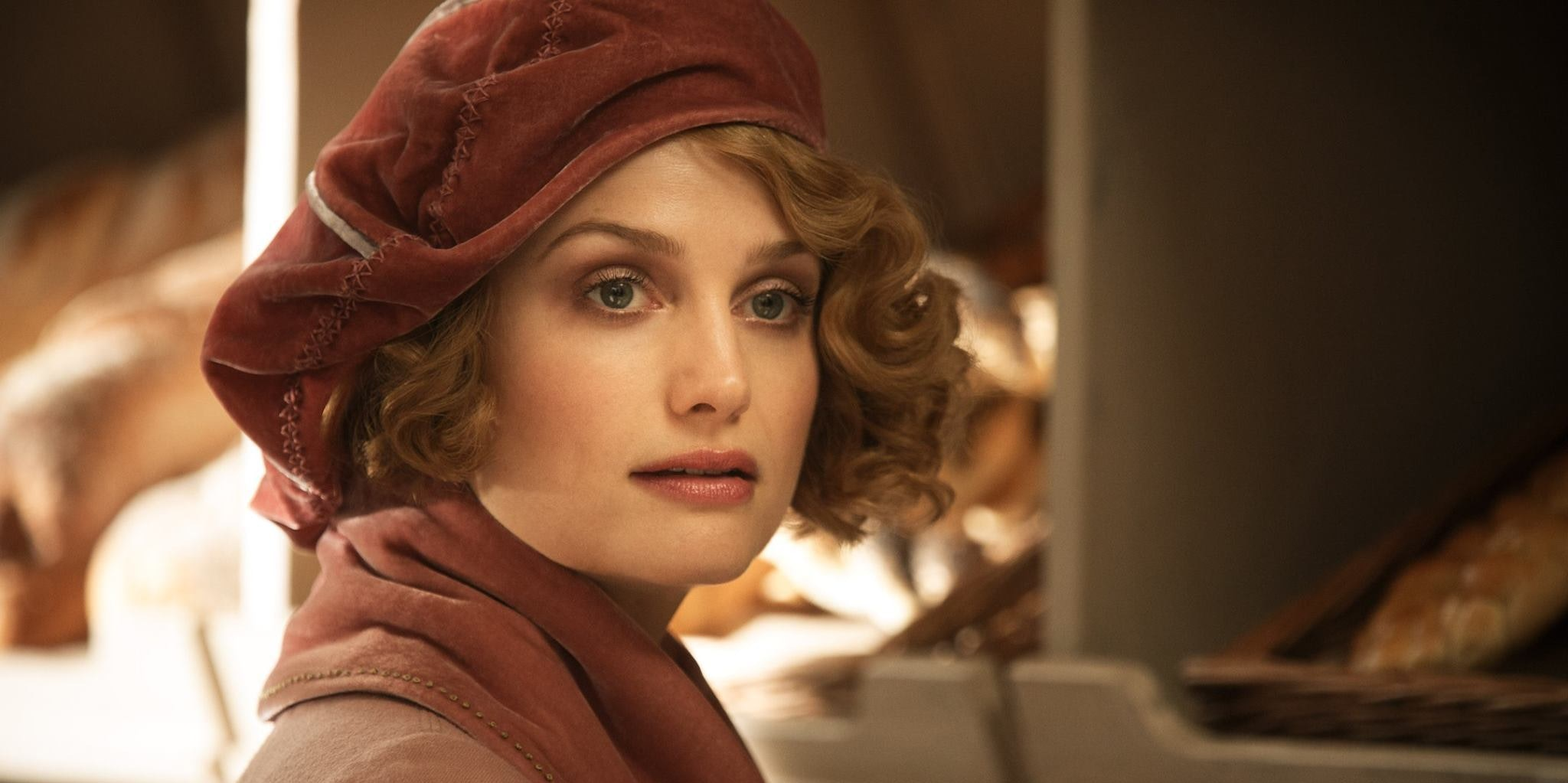 Queenie Goldstein in 'Fantastic Beasts'