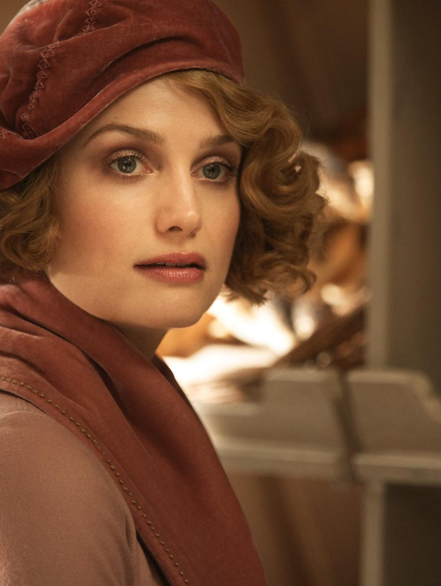 Queenie Goldstein in 'Fantastic Beasts'