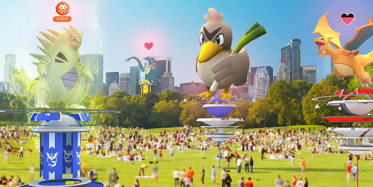 The latest Pokémon reward for the new event is a ... Farfetch'd?