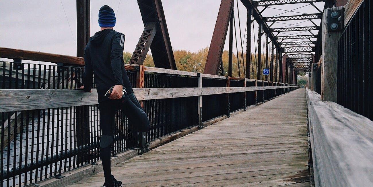 running effects on brain metabolism