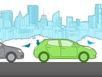 gas electric vehicles