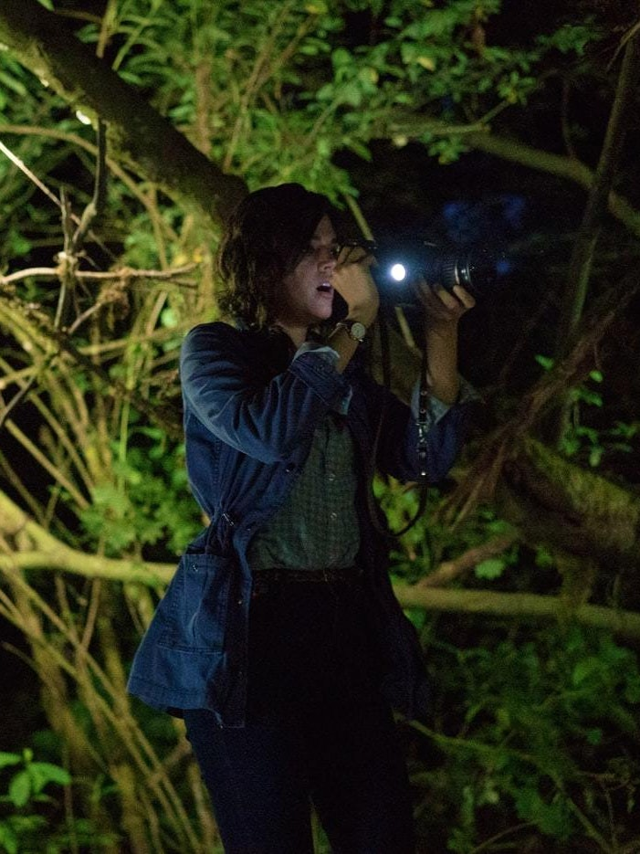Callie Hernandez in Blair Witch