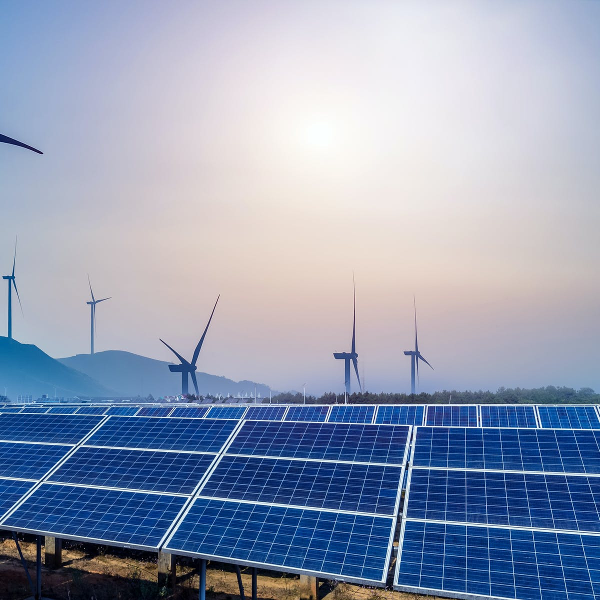 Renewable Energy Solutions  - cover