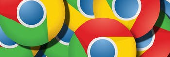 Google Chrome logos.