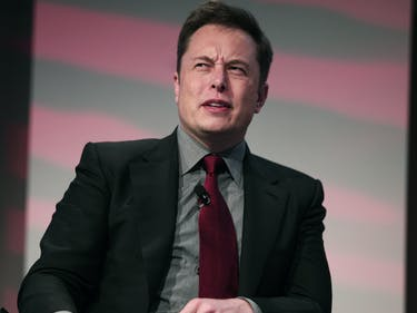Elon Musk Brings Up His Annual Tunnel Idea