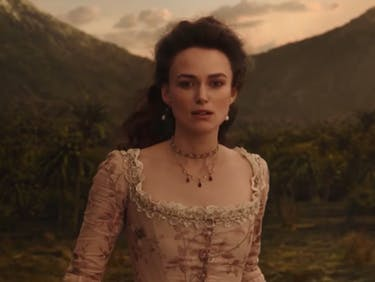'Pirates of the Caribbean 5' Clip Shows Keira Knightley's Return