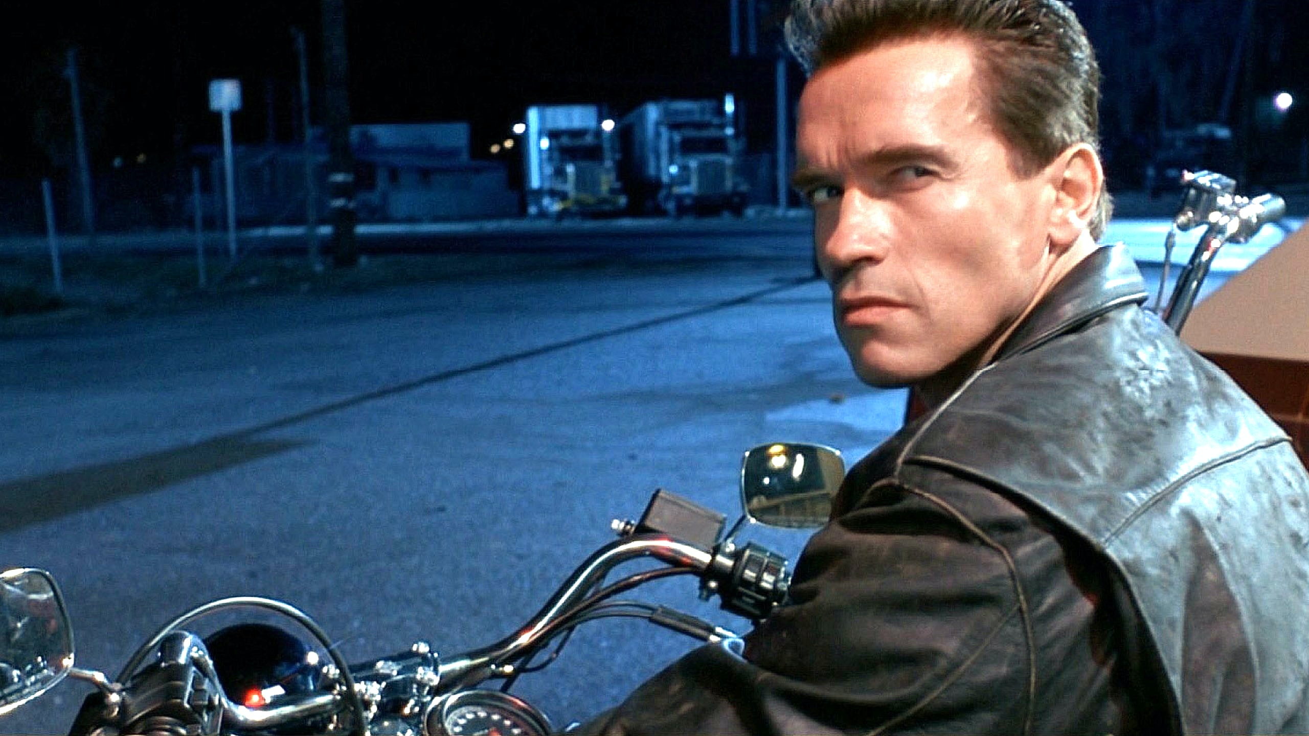 Arnold Schwarzenegger: the inflexible Terminator in the past and present 27
