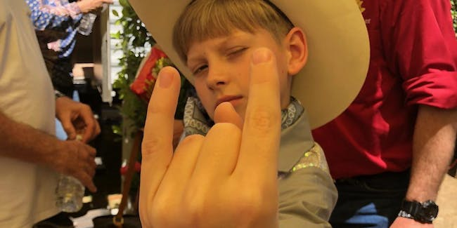 Mason Ramsey Stageoach