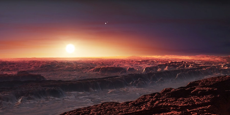 Nearest Potentially Habitable Alien Planet Has Three Suns