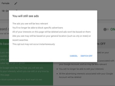 How to Opt-Out of Google's Data-Scraping Advertising Plan
