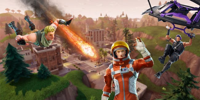 'Fortnite' had an unofficial Meteor event that was perhaps its best event ever, and the frenzy is only just beginning.