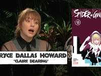 Spider-Gwen Bryce Dallas Howard