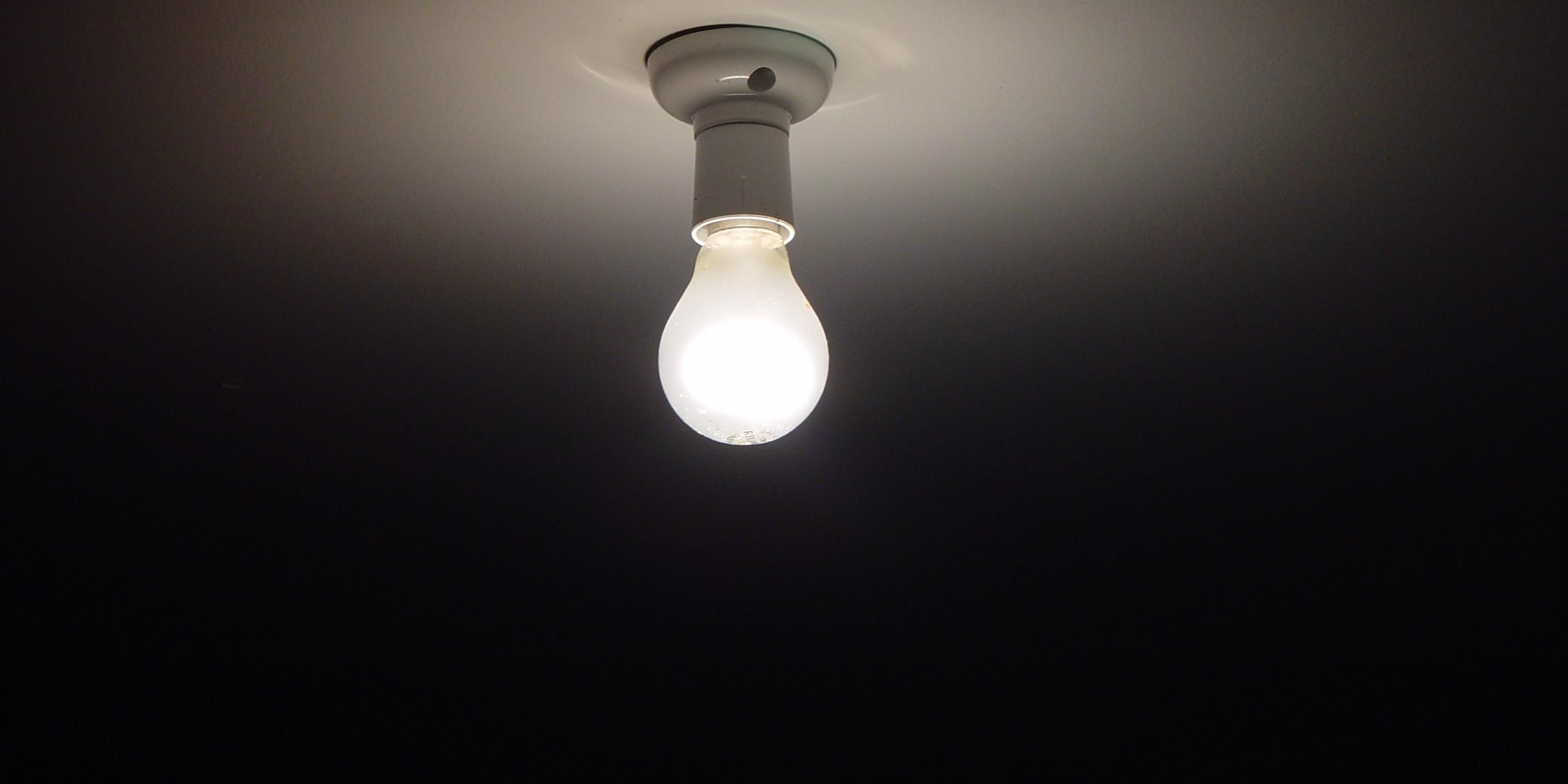 Genius light bulb