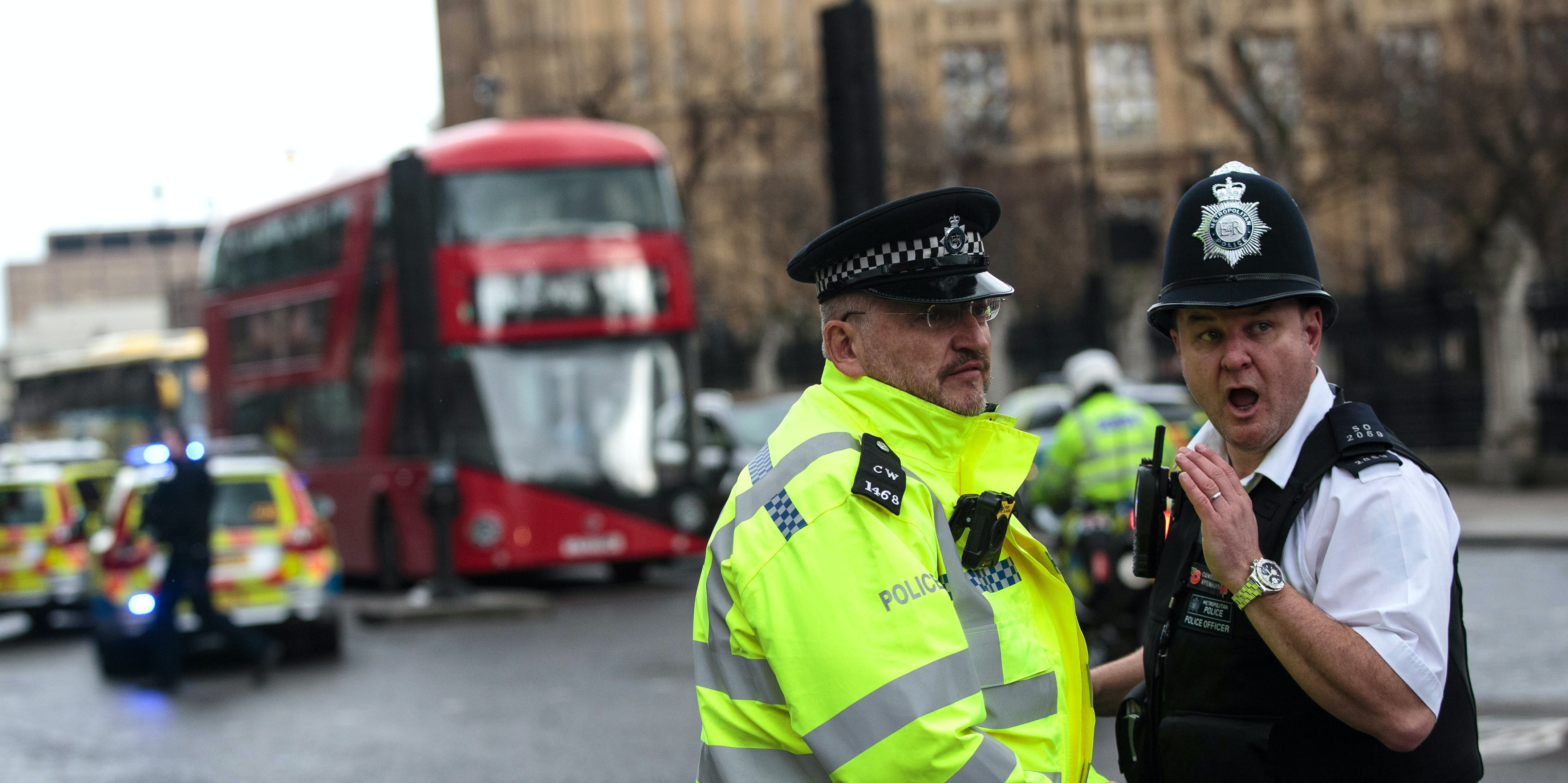 The introduction of autonomous vehicles could help stop terrorist truck attacks like the one in London on Wednesday.