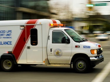 Study Shows Self-Driving Ambulances Still Freak People Out