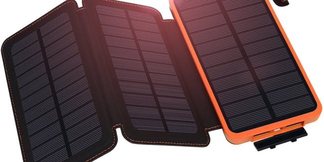 Solar Charger 5