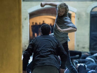 'Iron Fist' Trailer Unveils Marvel's Living Weapon Defender