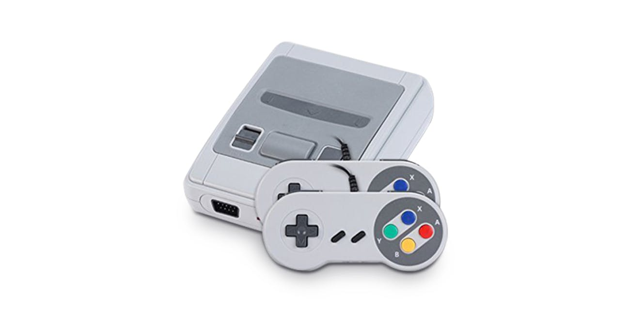 Nintendo Throwback Console