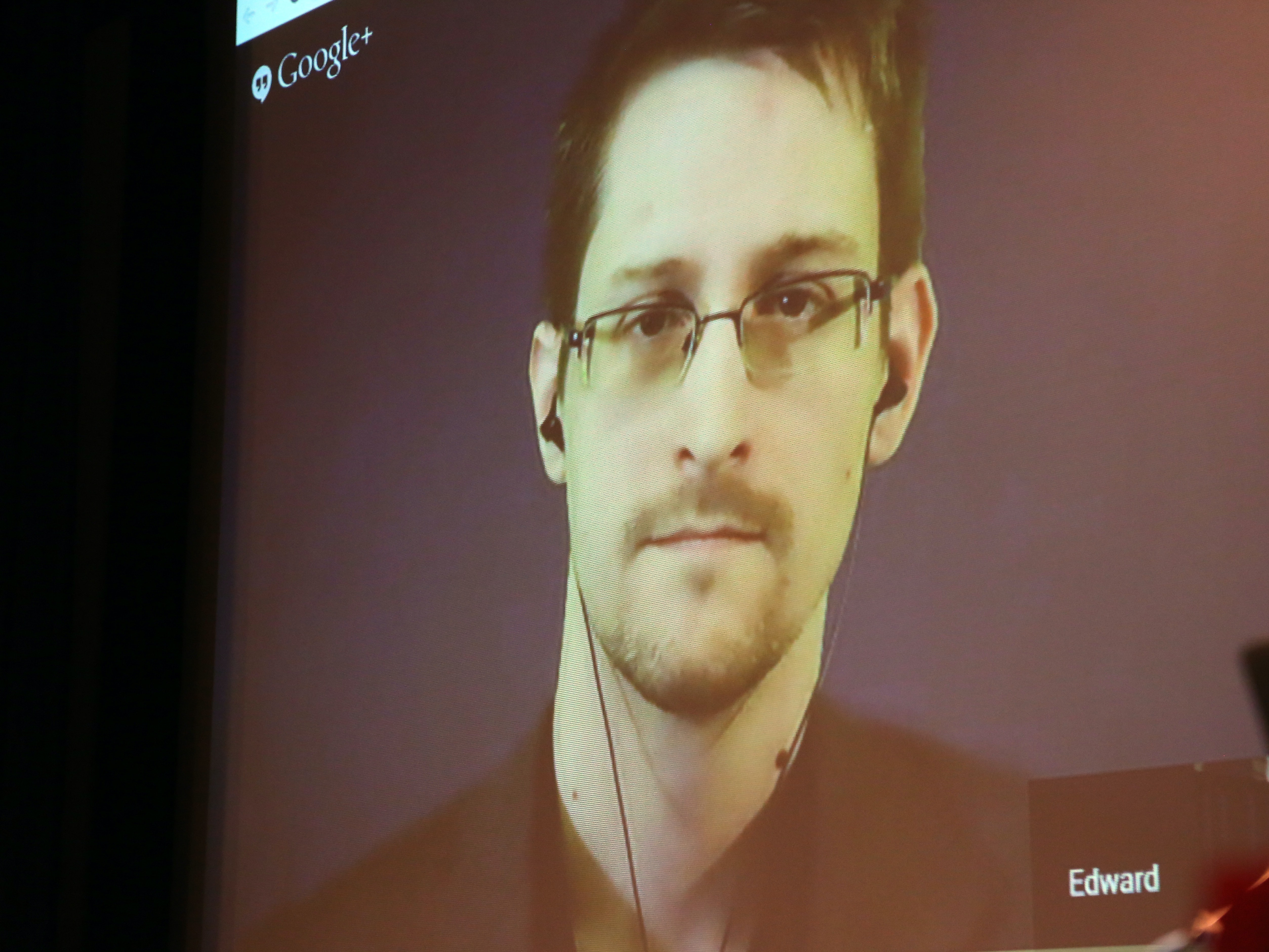 Edward Snowden Joins Twitter With 13-Year-Old Advertising Slogan