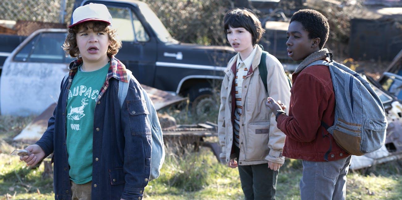 'Stranger Things' creators Matt and Ross Duffer say Season 2 chapter titles will change.