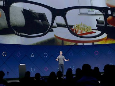 Facebook: Our Augmented Reality Platform Will Replace TV Screens