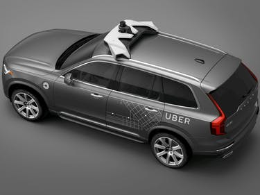 A Self-Driving Uber Vehicle Wasn't At-Fault in Arizona Crash