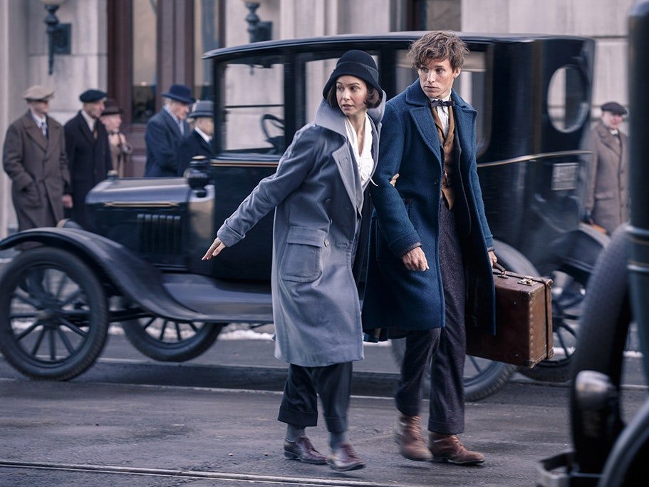 J.K. Rowling Promises FIVE 'Fantastic Beasts' Movies In Total