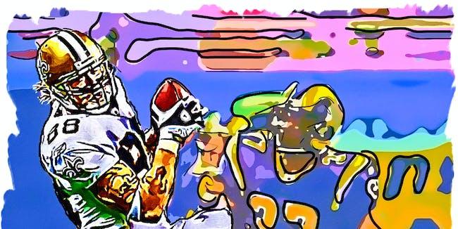 - New Orleans Saints Jeremy Shockey
