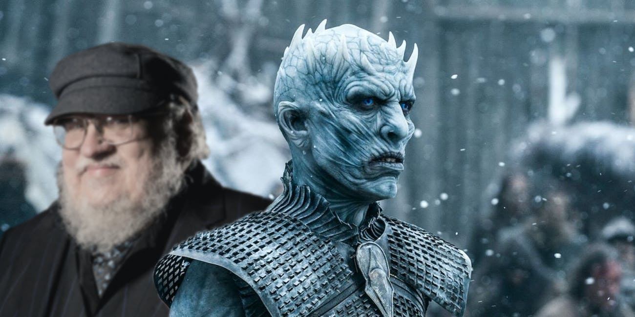 GRRM and the Night King