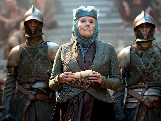 Hillary Clinton Is Not Daenerys or Cersei, She Is Olenna Tyrell