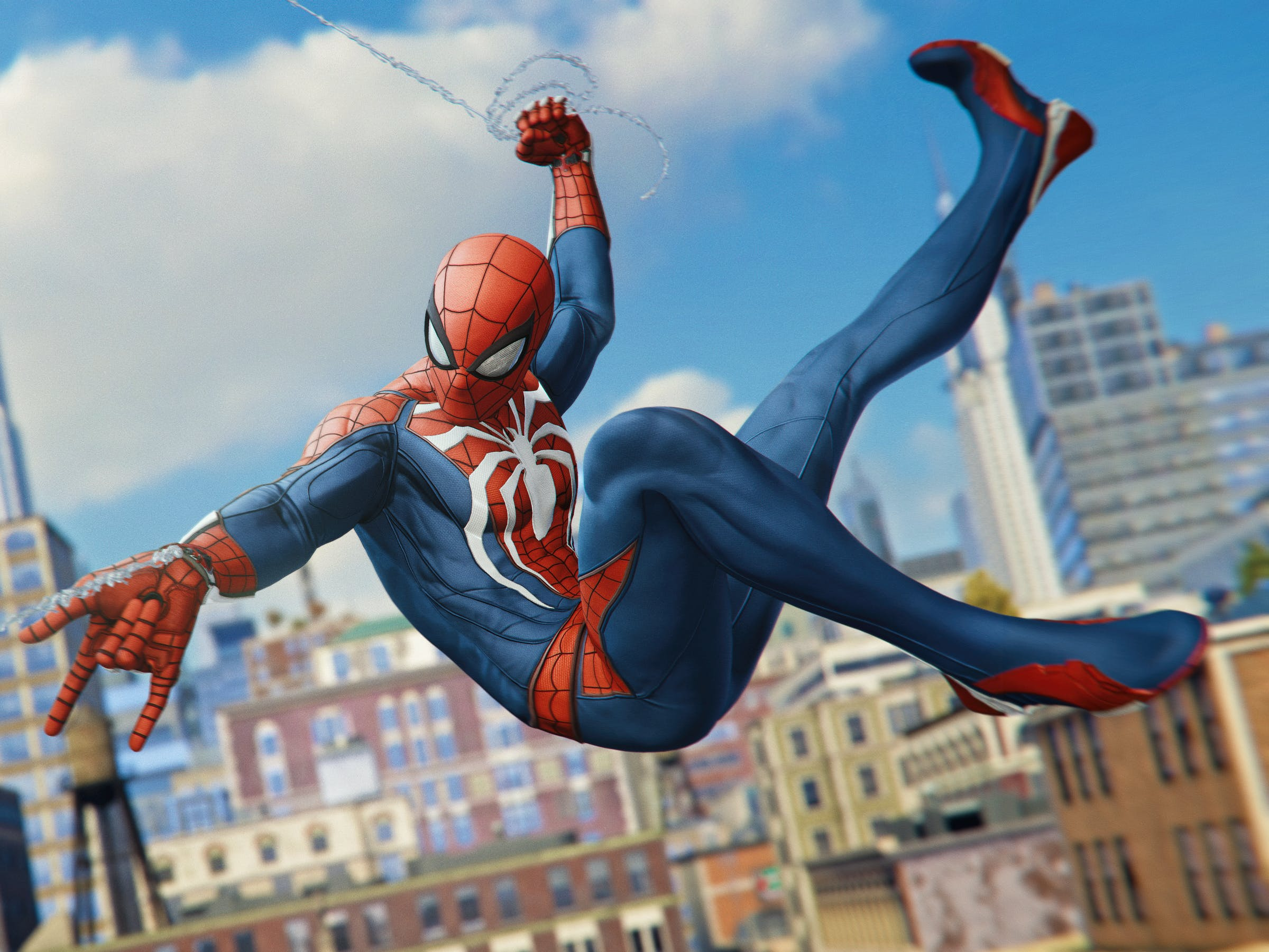 Spider-Man' PS4 Suits: Definitive Guide to the Origin of Every