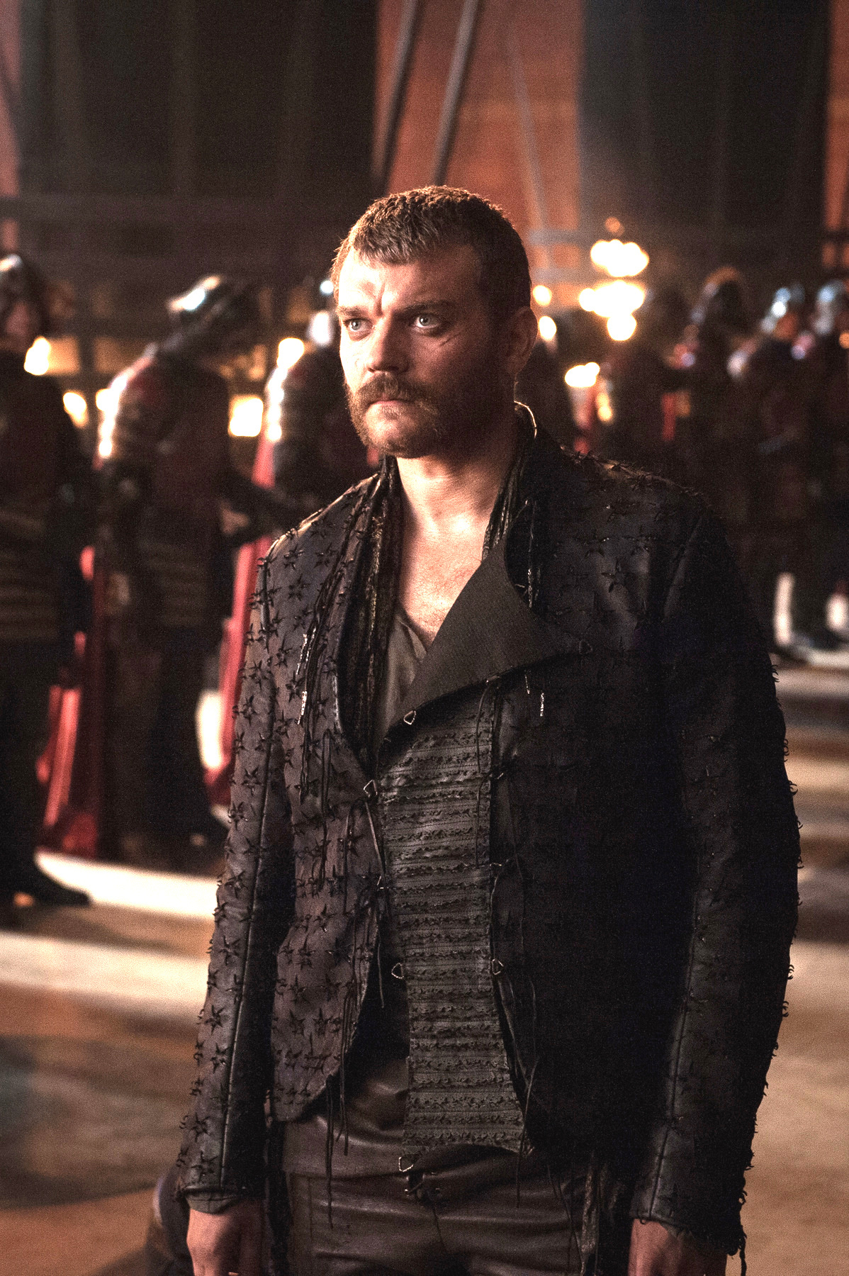 euron greyjoy is just on game of thrones for the costumes inverse