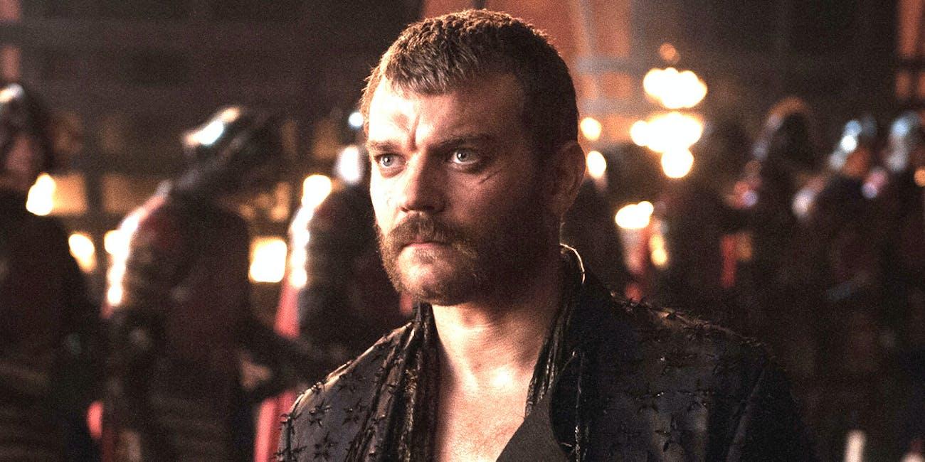 Pilou Asbaek as Euron Greyjoy in 'Game of Thrones' Season 7