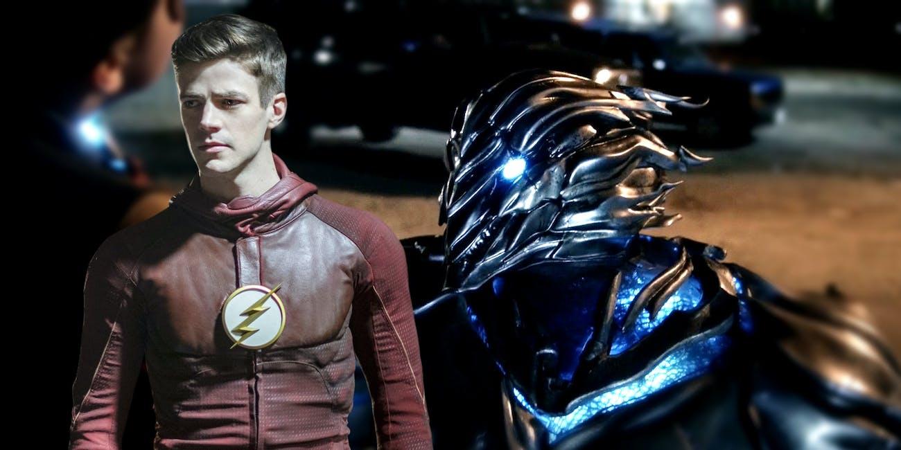 The Flash Savitar