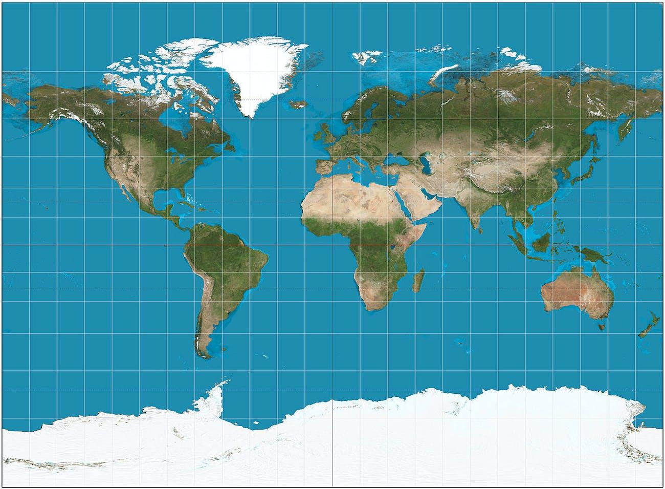 See Map Of The World.Hajime Narukawa Wins Good Design Grand Award For World Changing Map
