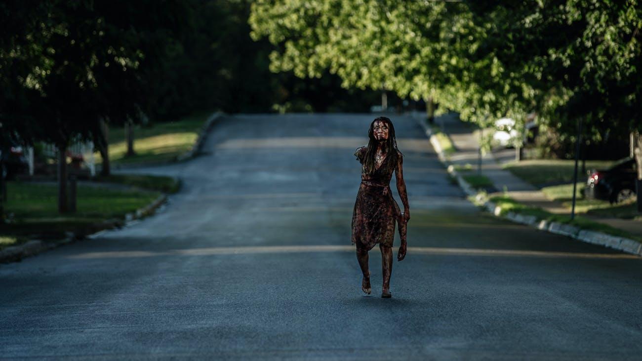 Laura Moon in Bryan Fuller's 'American Gods'