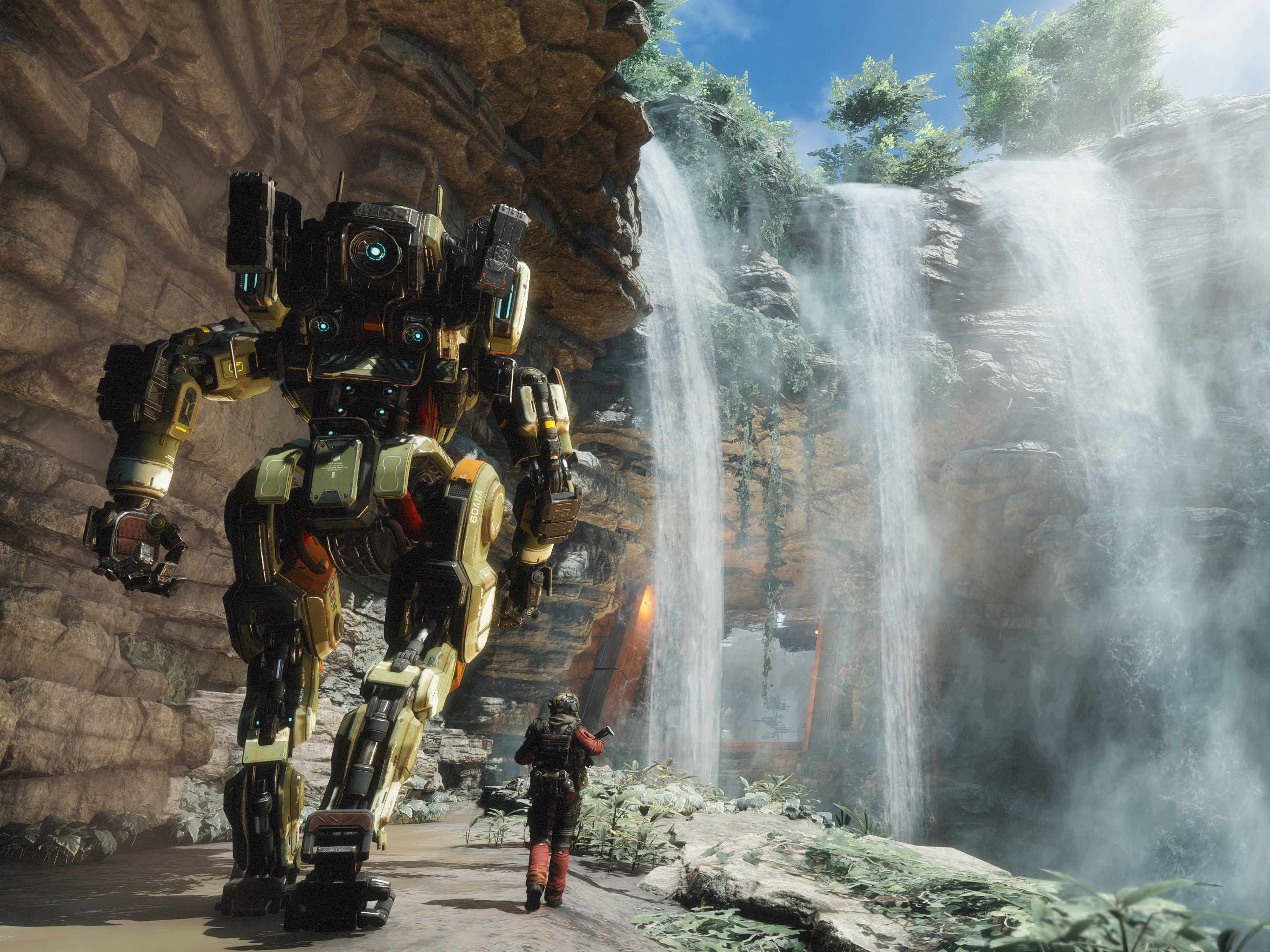 The New 'Titanfall 2' Titans Are Exactly What Players Wanted