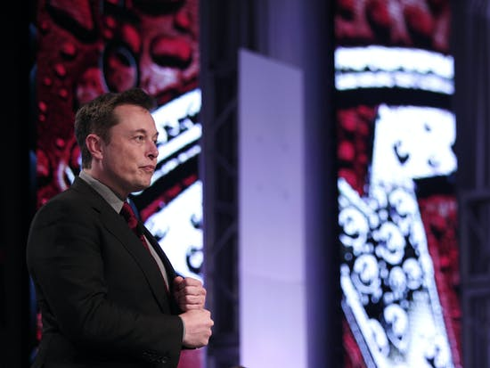 Elon Musk Says Tesla Is Doing Just Fine, Thanks