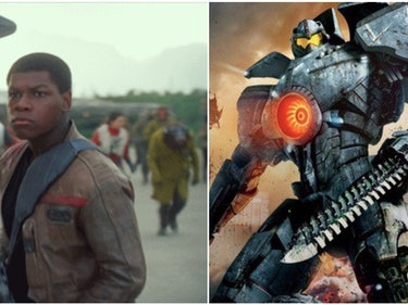 John Boyega Is Sad Pentecost in 'Pacific Rim 2' Photo
