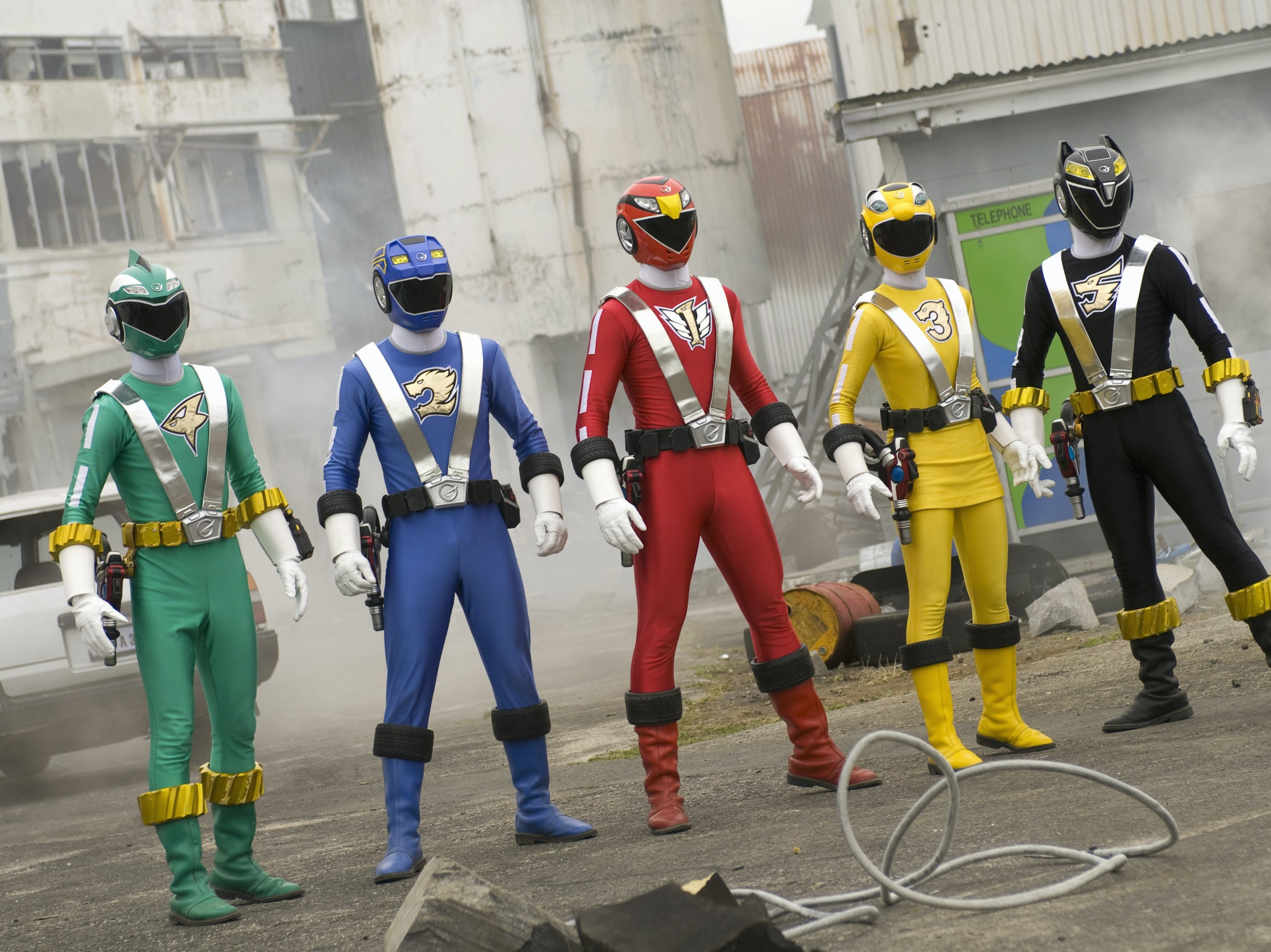Disney Made the Darkest 'Power Rangers' Series and Buried It