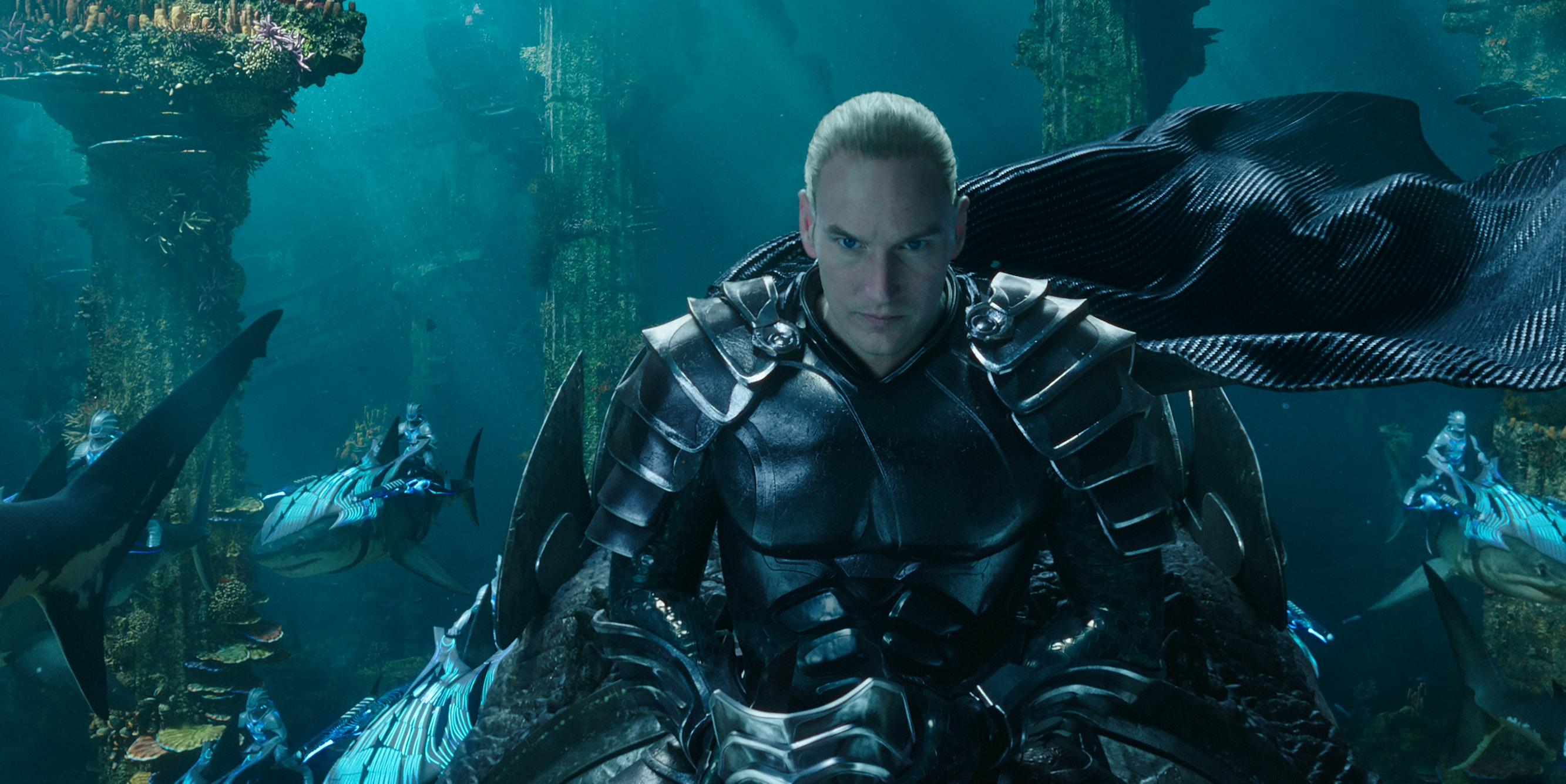 A Main Villain in 'Aquaman' Will Have a Different Role -- if Any -- in the Sequel