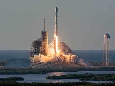What Monday's Successful Launch Means for the Future of SpaceX
