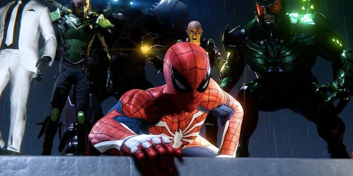 Spider-Man Insomniac