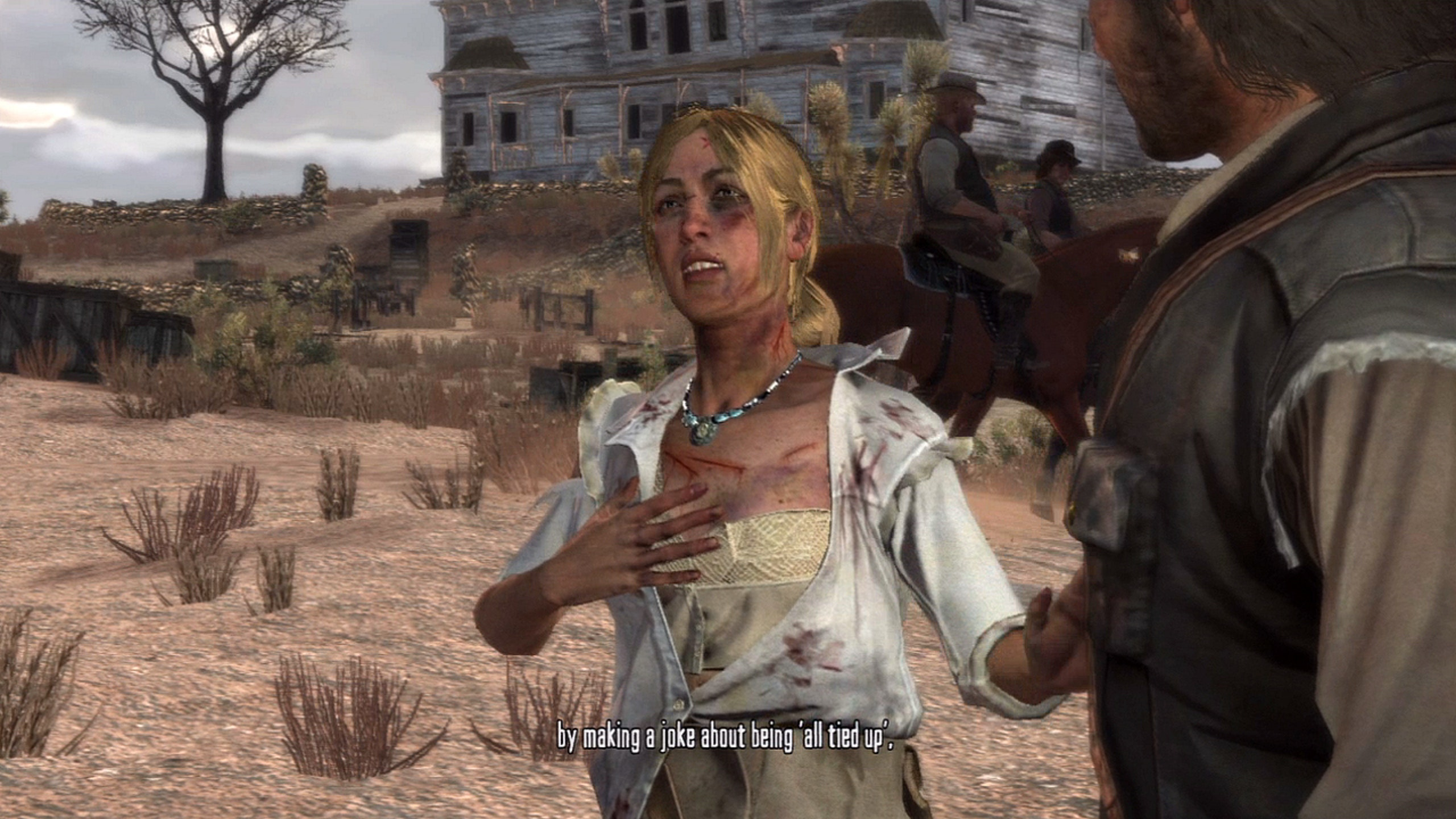 Nudity in red dead redemption photos 37